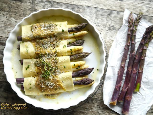 Szparagowe cannelloni - Czytaj więcej »