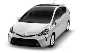 2018 Toyota Prius V Hybrid Specs and features