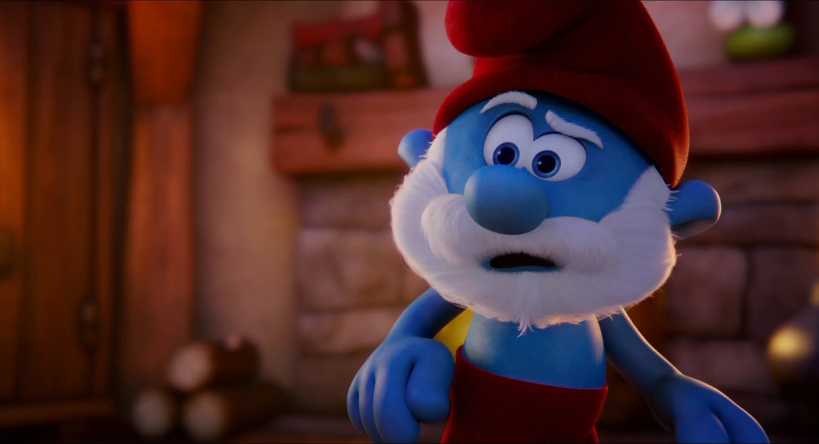 Smurfs The Lost Village (2017) 4