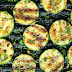 Grilled Lemon Garlic Zucchini Recipe
