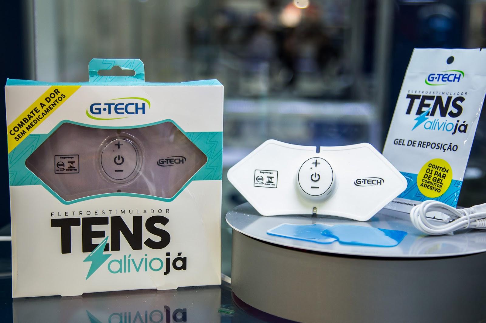 0561a2f46c0 G-Tech lança aparelho portátil para alívio da dor ~ Blog do Patricio ...