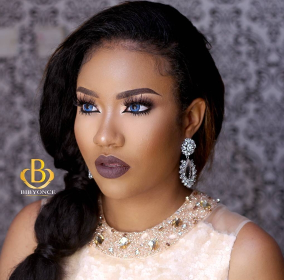 In Pictures: Naija Beauty Queen Anna Banner Glows In
