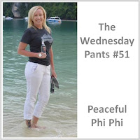 Sydney Fashion Hunter - The Wednesday Pants #51 - Peaceful Phi Phi