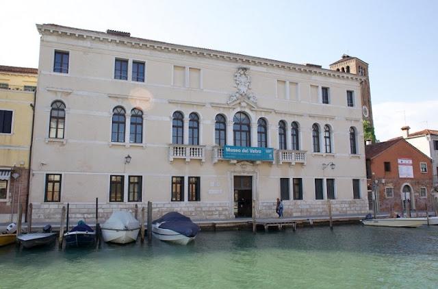 Museu do Vidro em Veneza
