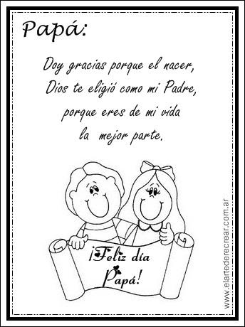 tarjetas dia del padre