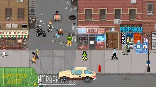 Beat Cop Gameplay