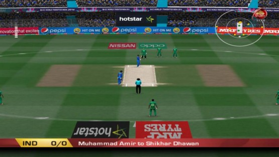EA Sports Cricket 2018