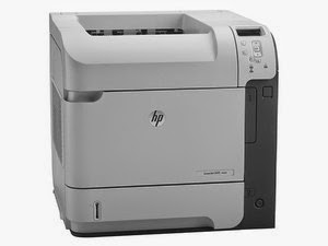 Download Driver Printer HP LaserJet Enterprise 600 M601n