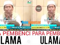 Inilah Do'a Ustadz Zulkifli M. Ali Untuk Para Pembenci Ulama, Siap Menonton?