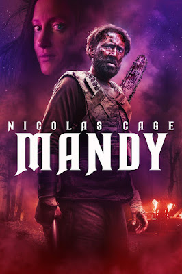 Mandy [2018] [DVDR] [NTSC] [Latino]