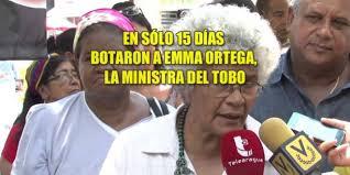 RECORDADA POR HABER SIDO DESTITUIDA EN 15 DIAS; AHORA CANDIDATA A LA PROSTITUYENTE!!
