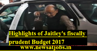 Highlights-of-Jaitley's-fiscally-prudent-Budget-2017