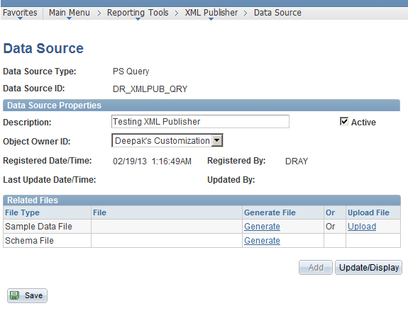 how to create rtf template for xml publisher - peoplesoft peoplesoft xml publisher