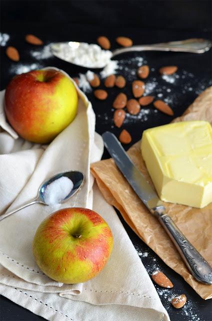 Apple Crumble Tarte