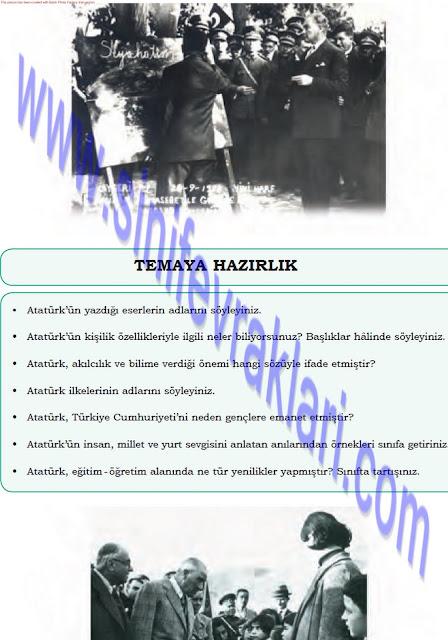 8. Sınıf Dörtel Yayınları Türkçe Çalışma Kitabı Cevapları Sayfa 35