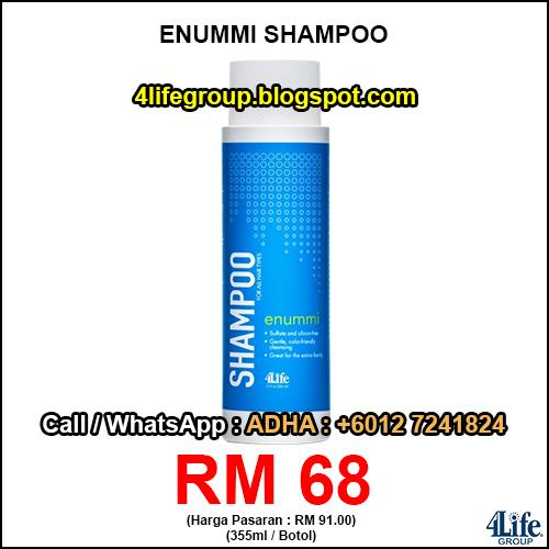4Life Enummi Shampoo