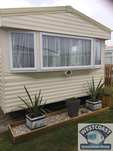 double glazing windows and doors for static caravans