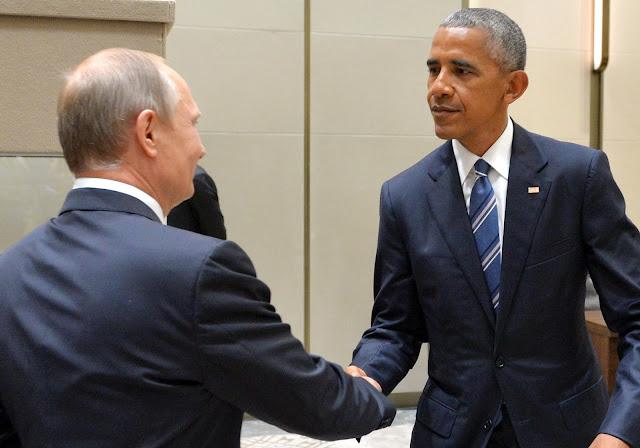 Putin vs Obama!