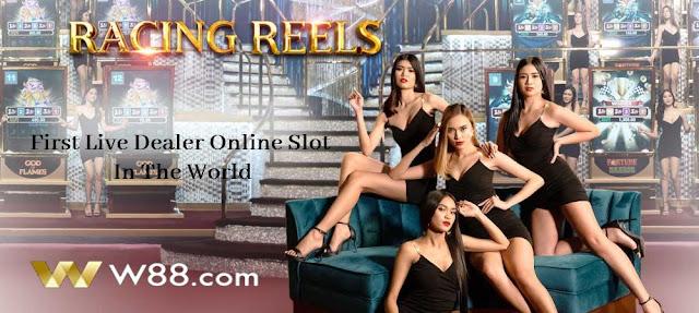 racing reels live