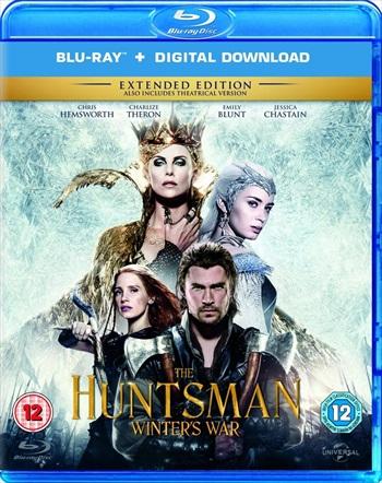 The Huntsman Winters War 2016 Dual Audio Hindi Bluray Download