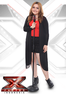 Patrecia X factor indonesia 2015
