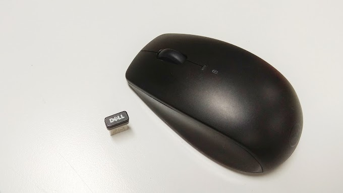 Review Mouse Wireless Dell KM632