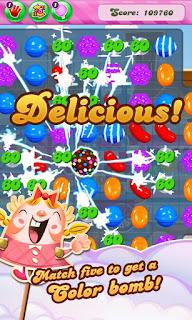 Candy Crush Saga Mod Apk v1.82.0.1