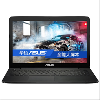 ASUS W519LI Windows 10
