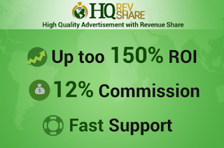 HQRevshare referral commission review