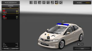 Car – Honda Civic type R V 2