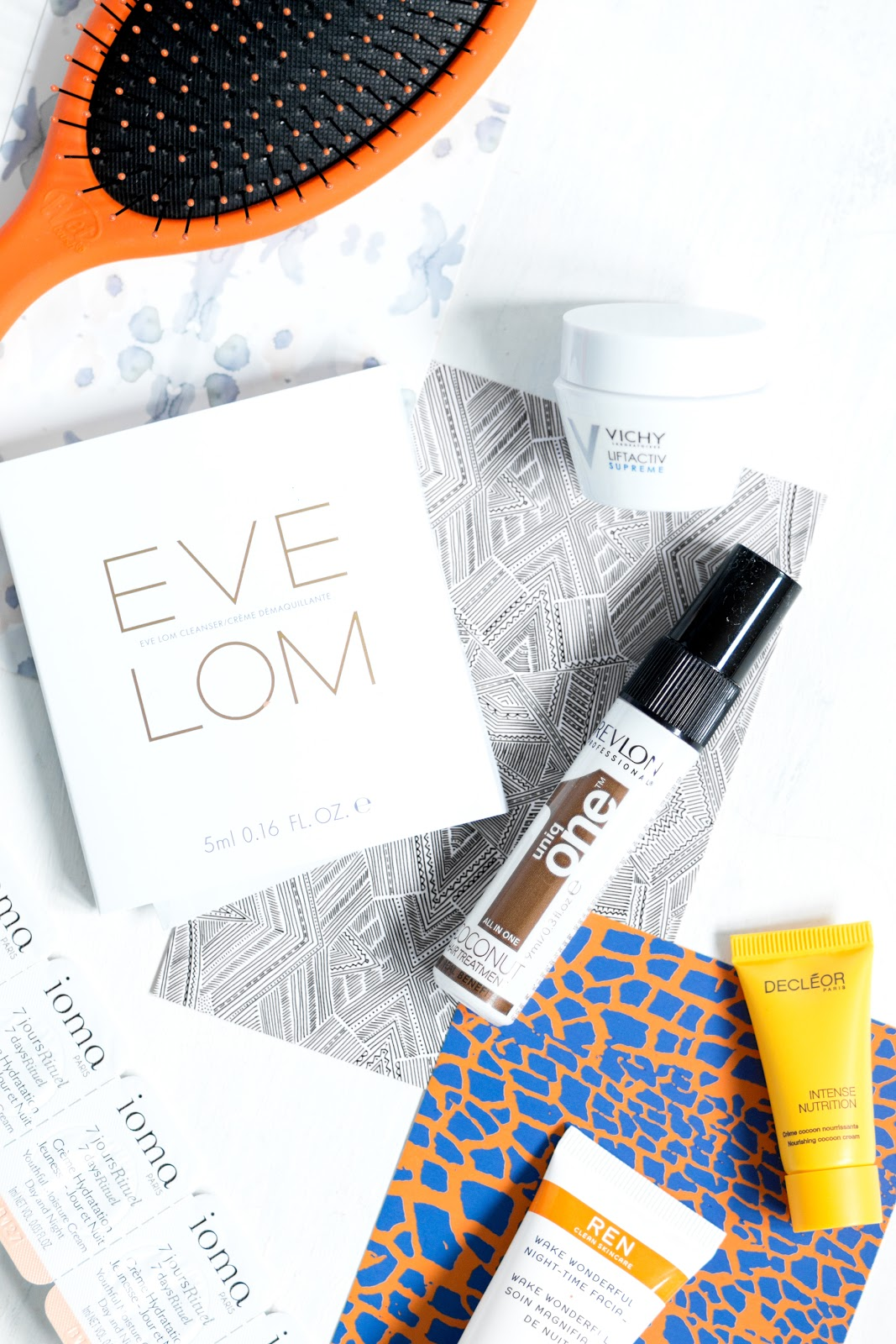 WHAT'S IN MAY'S BEAUTY BOX?