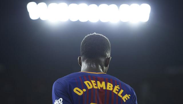 Mercato : Le Barça met en place un surprenant plan pour l'avenir de Dembélé