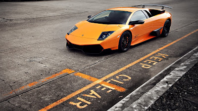 lamborghini murcielago lp670 4 sv hd wallpaper