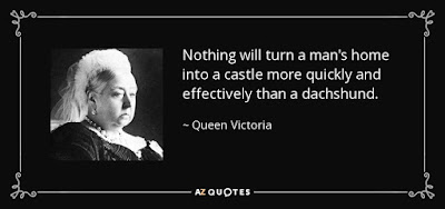 Queen Victoria Day 2016 Canadian Royal:  nothing will turn a man's home into a castle