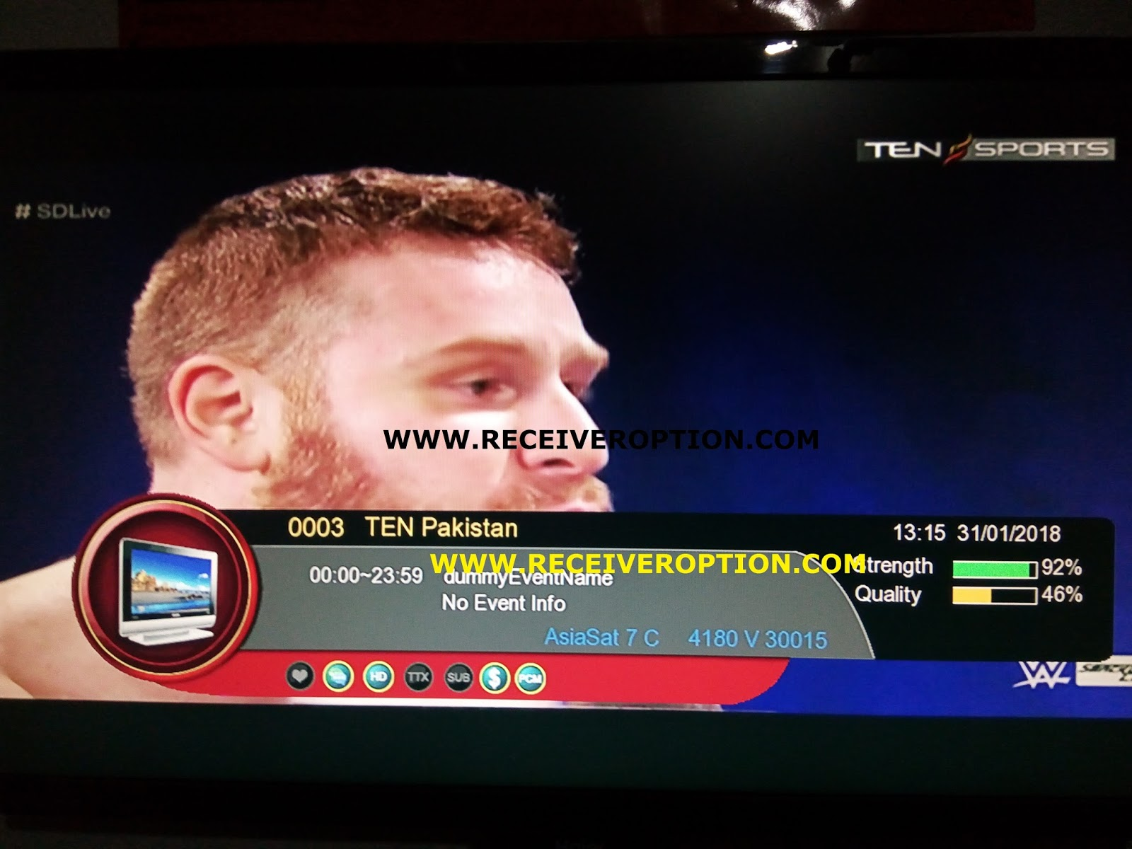 ASIASAT7 POWERVU KEY NEW SOFTWARE FOR MULTI MEDIA 1506G