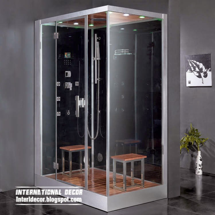 Steam Shower, the best way for relaxation at home
