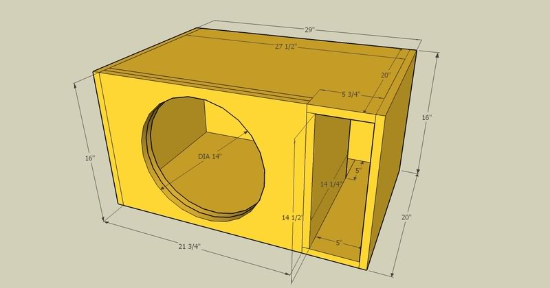 8 Subwoofer Box Plans Veterinariancolleges