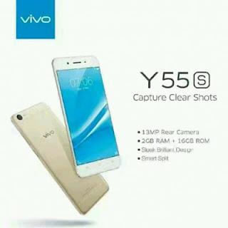 Spesifikasi dan Harga Smartphone Vivo Y55S