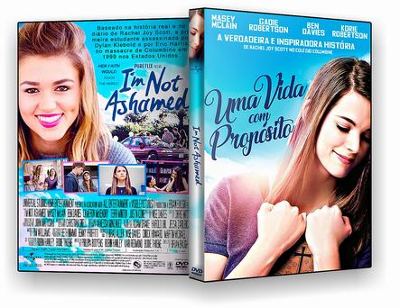 CAPA DVD – UMA VIDA COM PROPOSITO – DVD-R