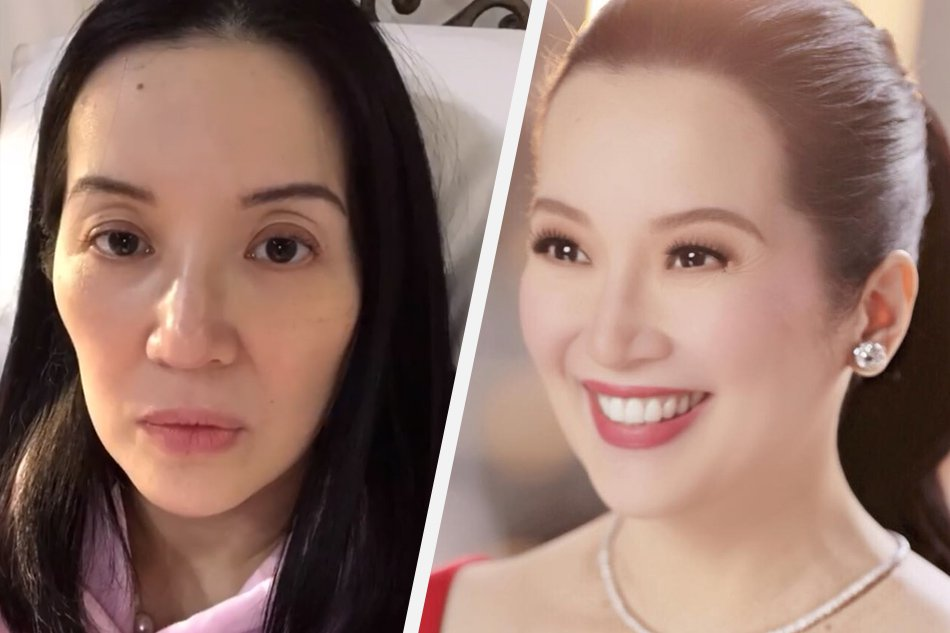 baafbb3cc After suffering from sudden weight loss Kris Aquino gives an update to her  followers regarding her medical condition. Despite her problem regarding  with her ...