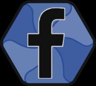 facebook button icon