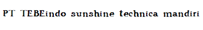 <img alt='Lowongan kerja PT Tebeindo Sunshine Technica Mandiri' src='Blog Siloker Cikarang.png'/>