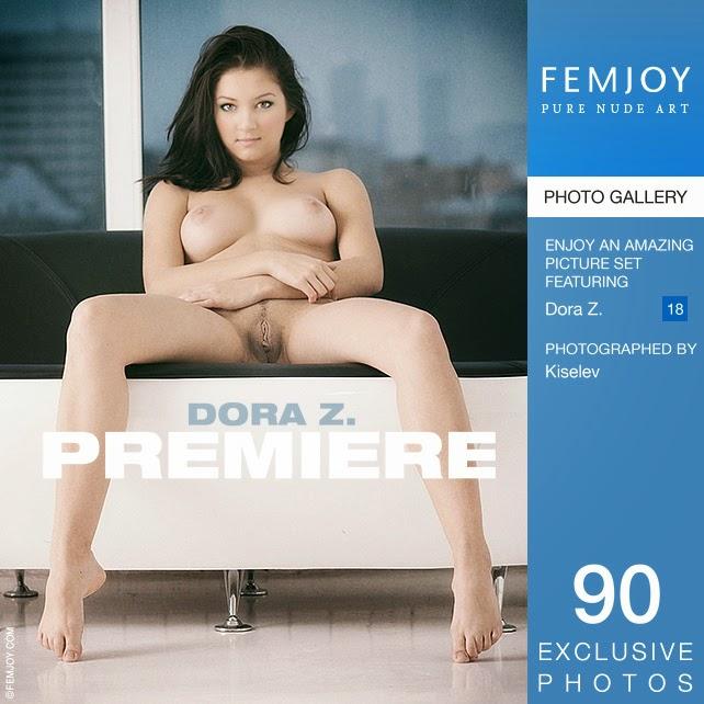 Femjoy 2014-12-30 Dora Z - Premiere 12070