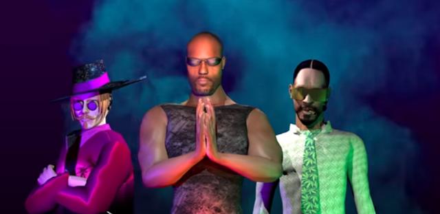 VÍDEO - DMX & Savant – Get It Get It (feat. Snoop Dogg)