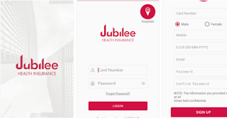 Download Jubilee Health App
