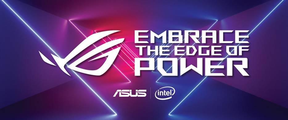 #EmbraceTheEdgeOfPower #ASUSROGID dan #ROGGL504ID