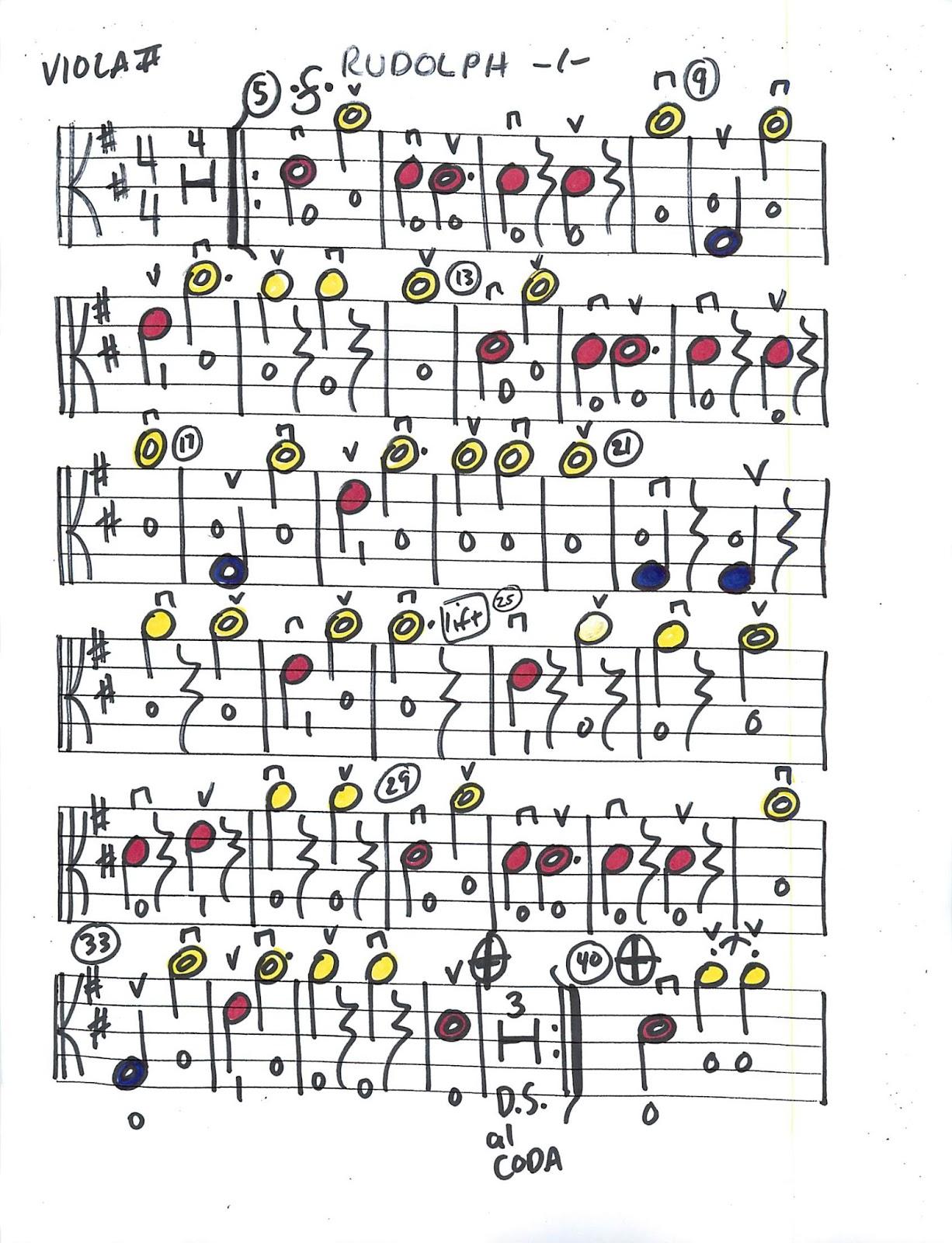 Miss Jacobson S Music Winter Concert Music Rudolph