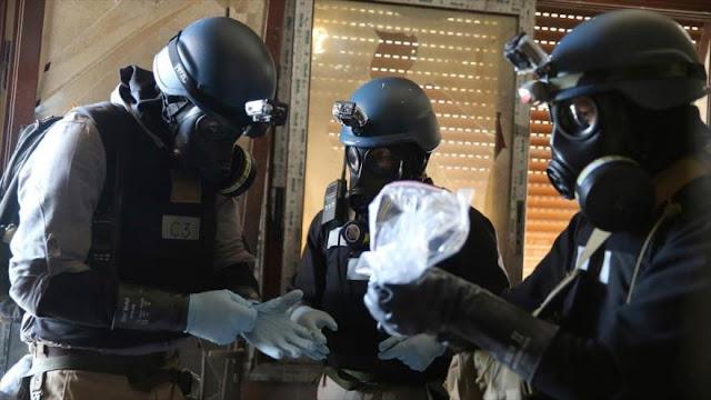 """EIIL crea una """"célula de armas químicas"""" en su capital de facto"""