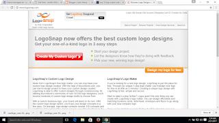 Free logo site