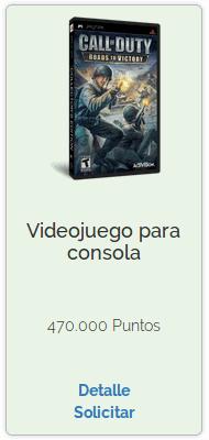 Premio de Videojuego para consola